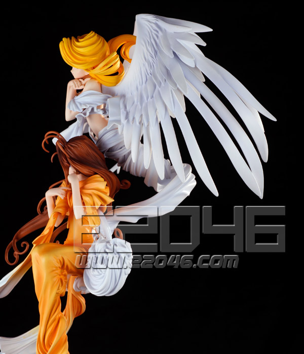 Belldandy with Holy Bell (Pre-painted)