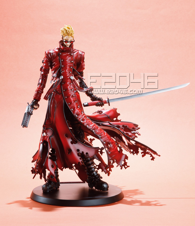 Vash The Stampede (Pre-painted)
