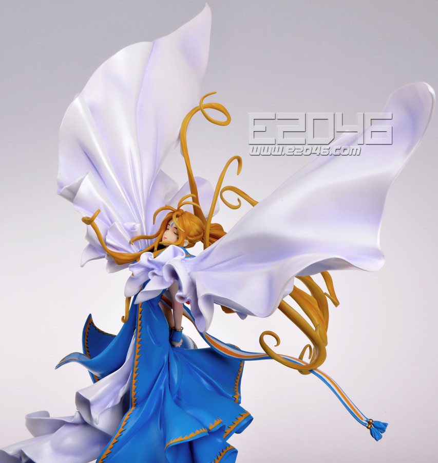 Belldandy Elegant Dress Flying (Pre-painted)