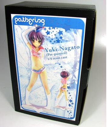 Yuki Nagato (Pre-painted)
