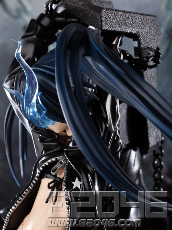 Black Rock Shooter (Pre-painted)