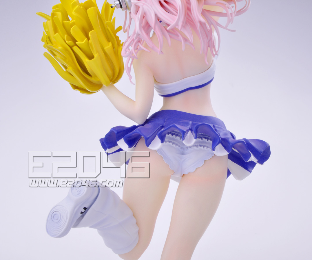 Super Sonico Cheer Girl Version (Pre-painted)