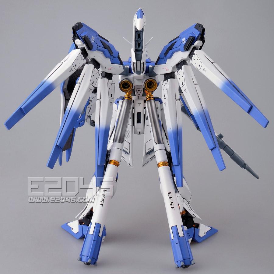 RX-93-2 Hi-Nu Gundam (Pre-painted)