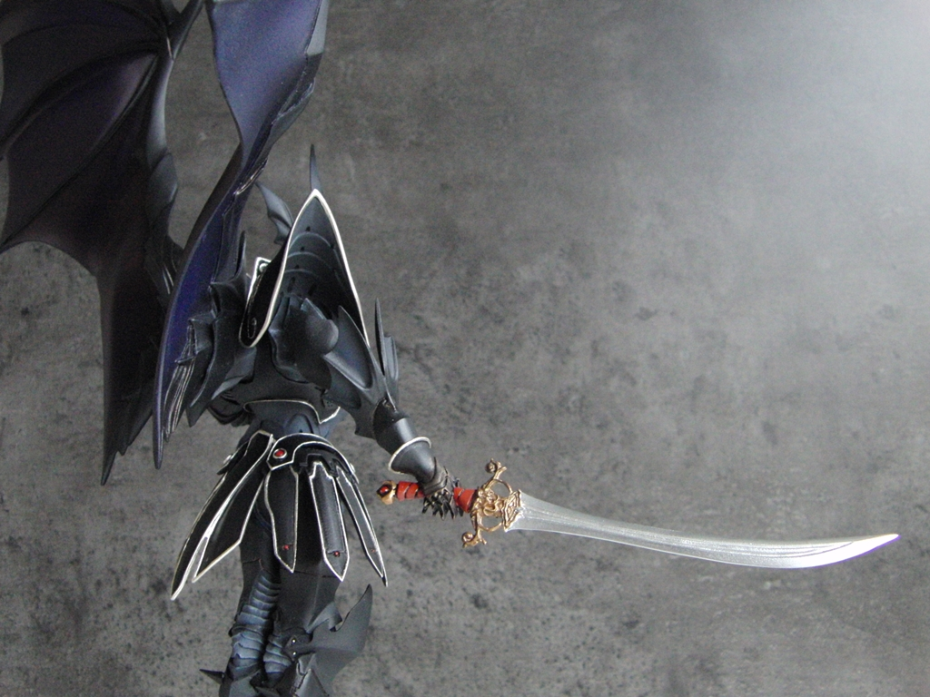 The Rune Masquer Siegfried