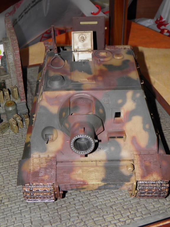 Tiger-Mörser, 38 cm RW61 auf Sturm(panzer)mörser Tiger