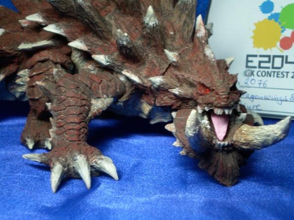 Akamtolm - Monster Hunter