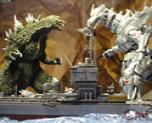 Godzilla VS Mecha Godzilla the Ultimate Battle
