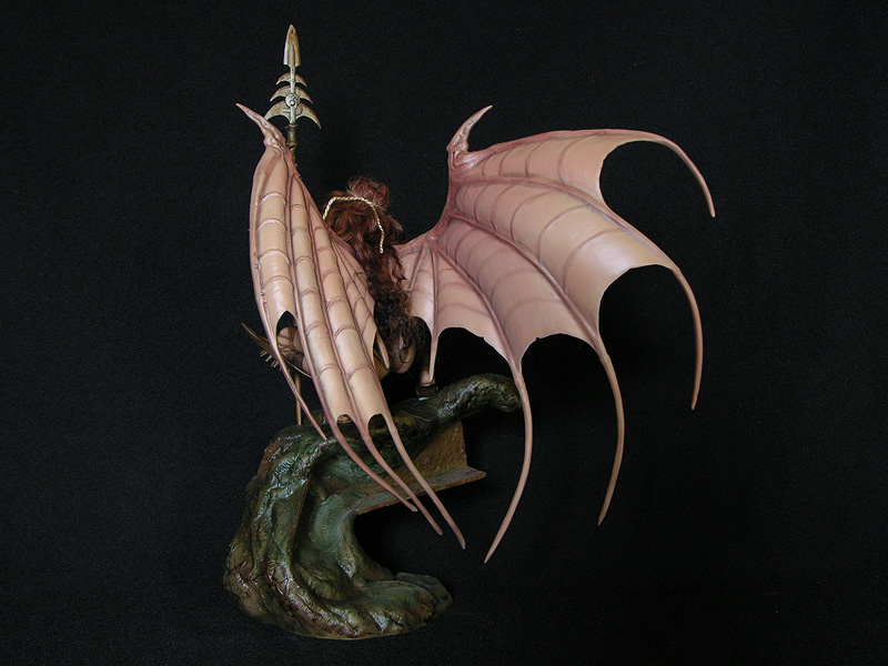 [Royo] Black Tinkerbell