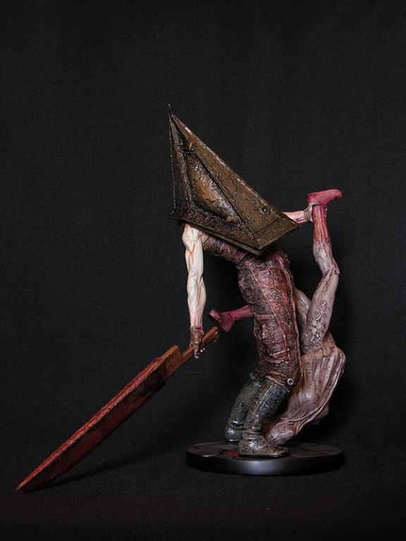[Silent Hill] Red Pyramid