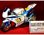 1/6 Race Motorcycle - Sugo Super Asurada Theme
