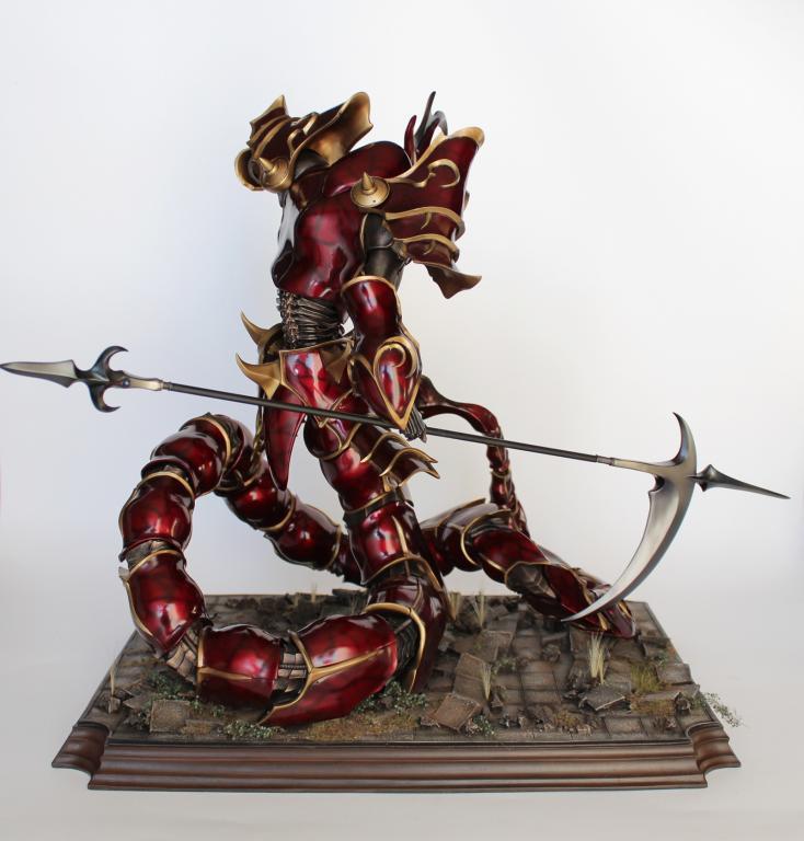 Snake-God Soldier