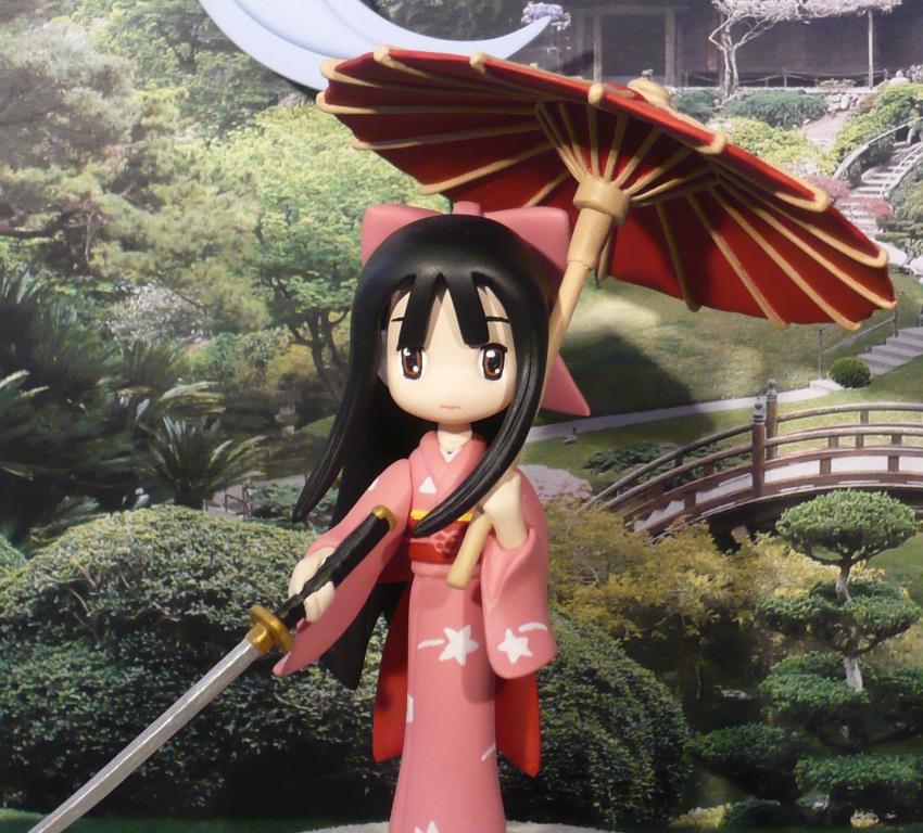 Little Lady Samurai