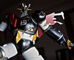 Mazinger Damaged by Randall and MJ