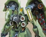 NZ-666 Kshatriya 1/100 by Johnnyreb (Italy)