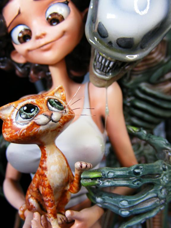 Alien and Ripley