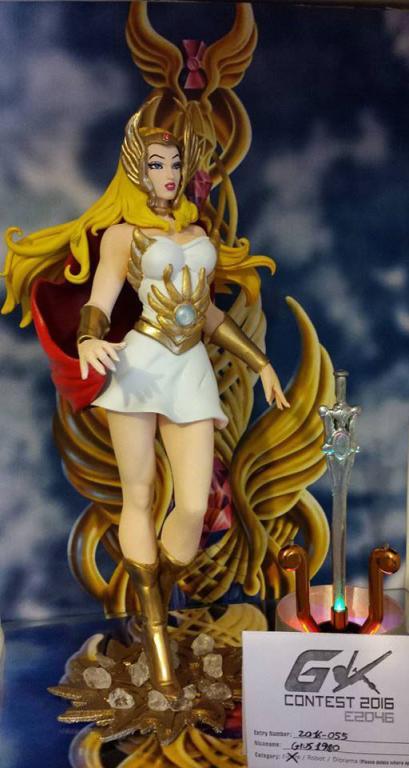 She-ra, the princess of power!