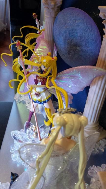 Sailor Moon Crystal: Crisis....make up!!