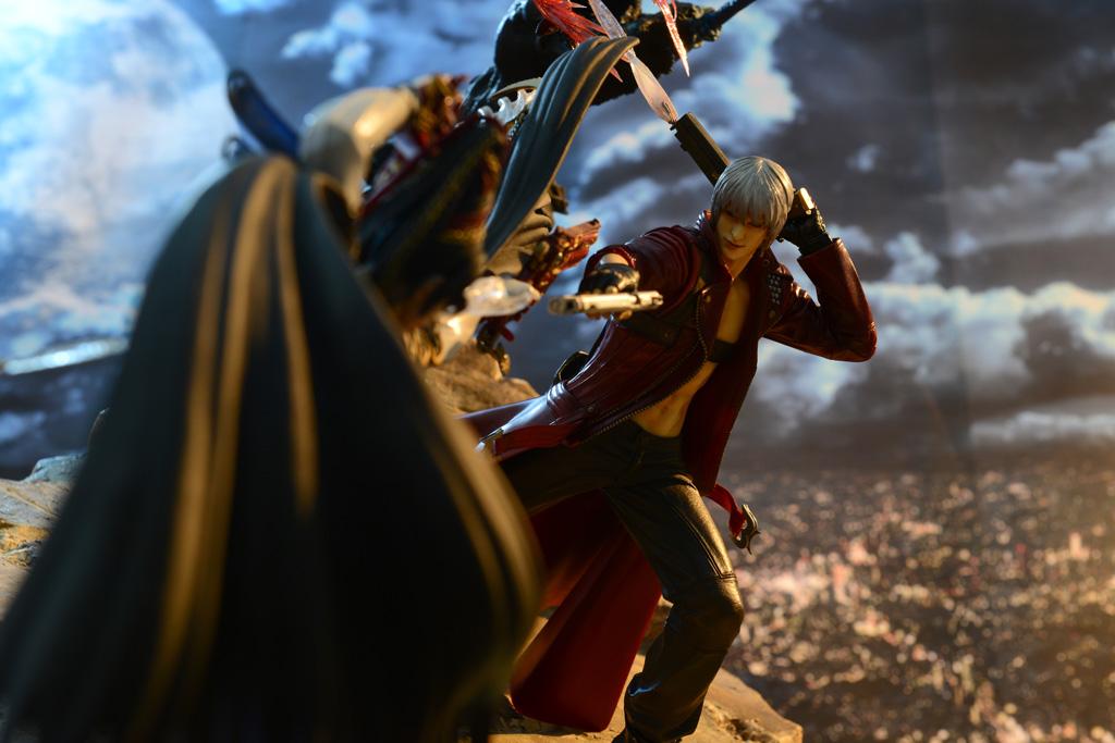 Bayonetta & Dante: Let's Rock, Baby!