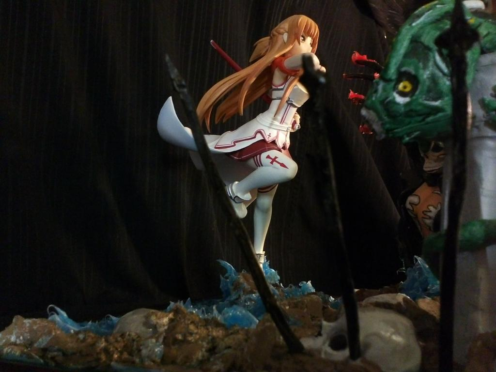 hunting  on monsters