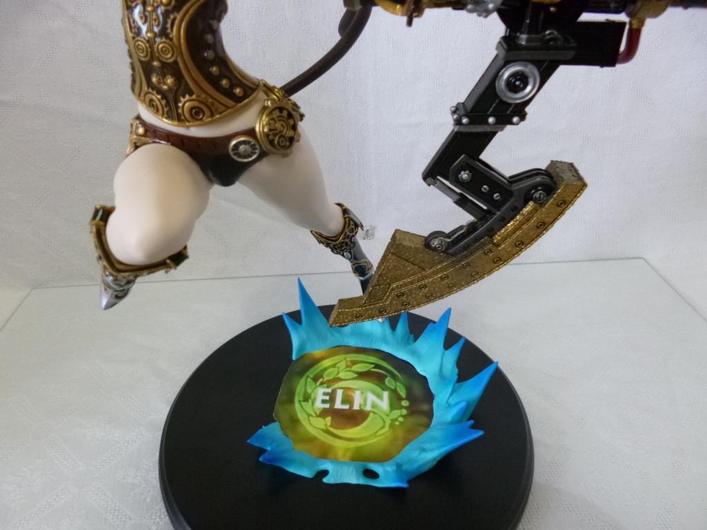 Elin Archer steampunk version