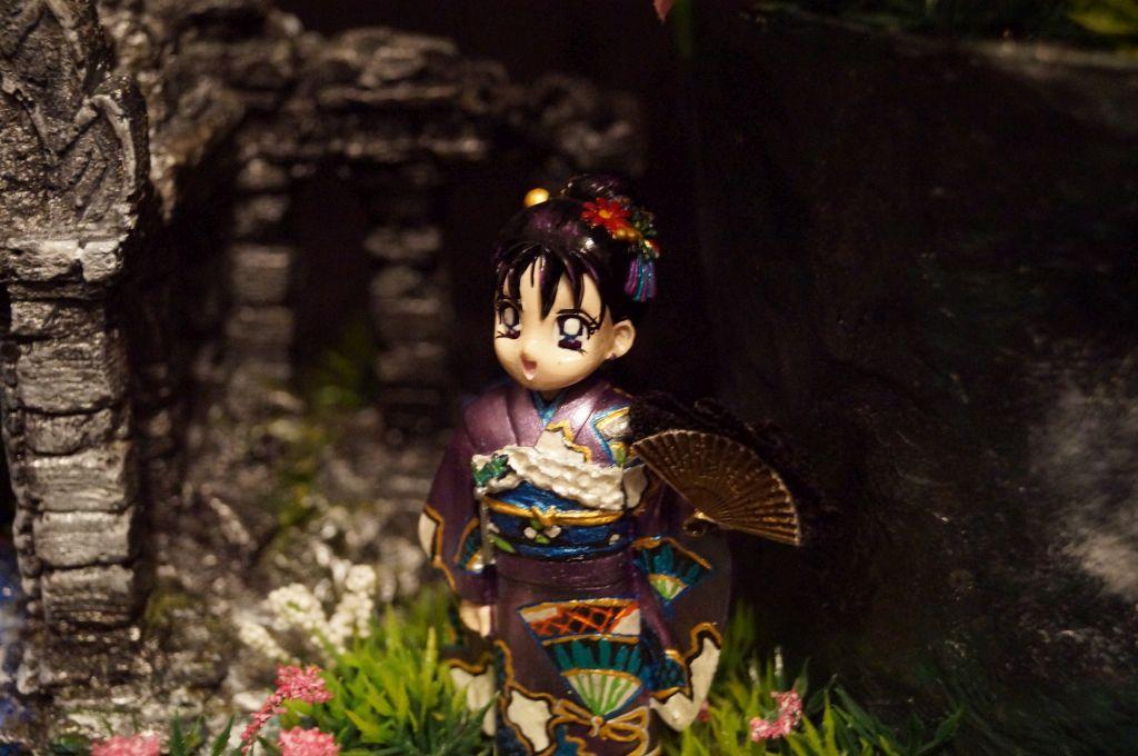 Rei on temple