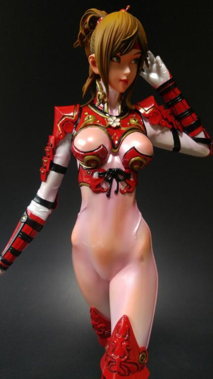 Hattori Kiriko Red Version