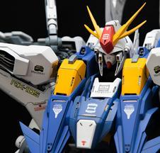 1/72 RX-105 Xi Gundam