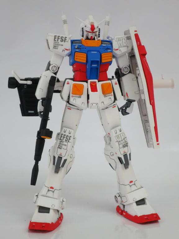RX-78-2 1/144 from C3 2016 (WAVE)