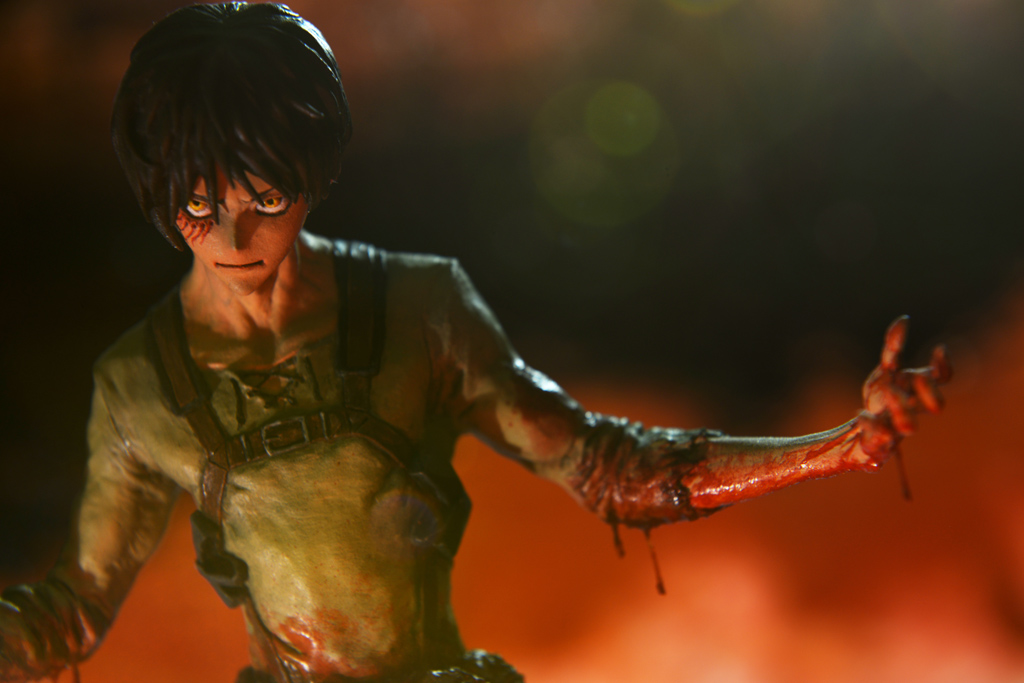 Torments of Eren Yeager