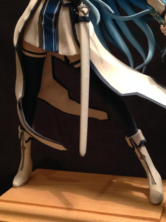 Asuna in Alfheim Gear