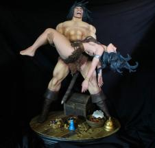 Conan, The Death Of Bêlit