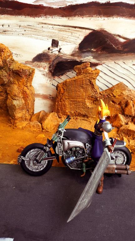 Arriving at Corel Desert - Meeting Cactuar
