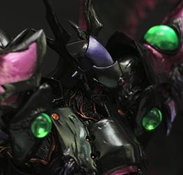 機器人大戰OG PTX-007-03UN-2 冥道·騎士