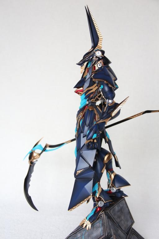 Anubis  -GODS within STEEL-