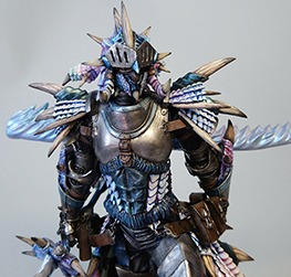 Moonstone Rathalos Armour Hunter