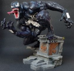 Venom from Marvel´s the Amazing Spider Man