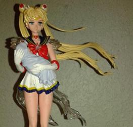 Super Sailor Moon/Baby Hotaru