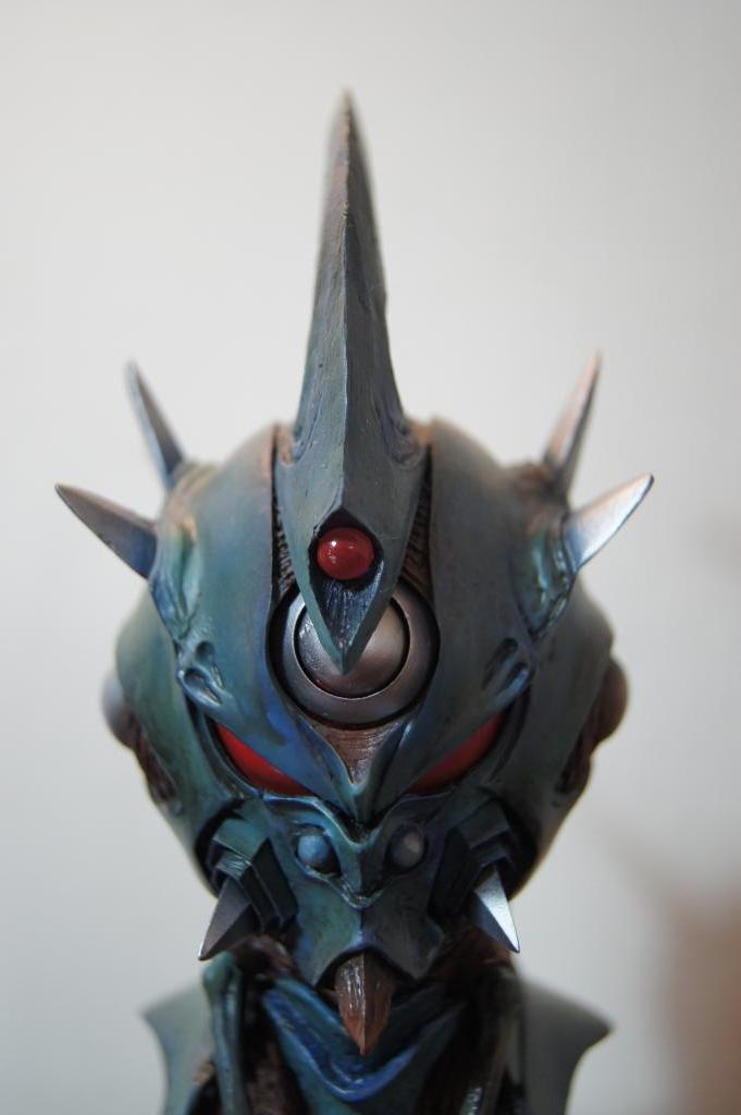 Guyver 3 Head Variation