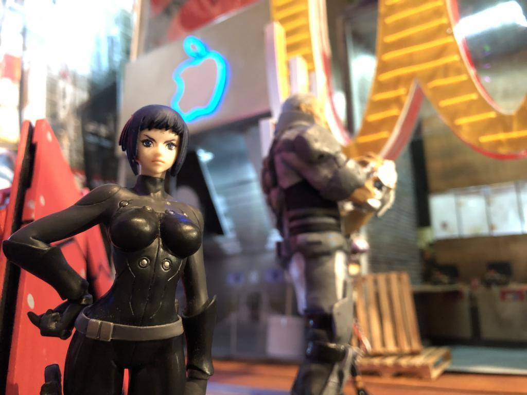 Ghost in the Shell Multiverse