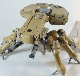 T08A2 Alakuneda (Ghost In The Shell) Spider Tank