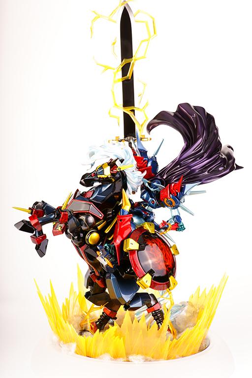 刃马一体,逸骑刀闪