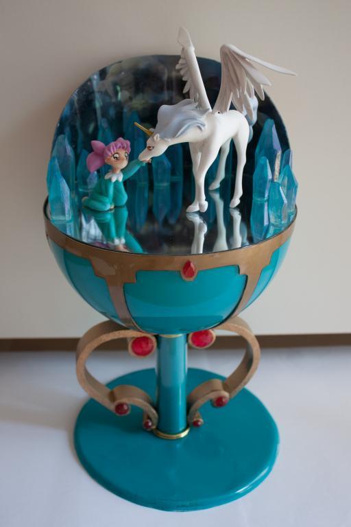 Chibiusa & Pegasus Stallion Reve Diorama
