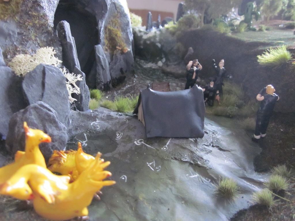 Final Fantasy XV - A Peaceful Day