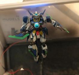 Gundam AGE-1 Razor  ガンダムAGE-1レイザー
