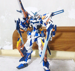 藍異端三型