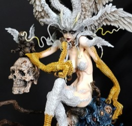 Silene summoning demon