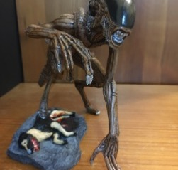 Alien 3 Dog Burster