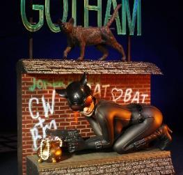 GOTHAM CITY KITTIES