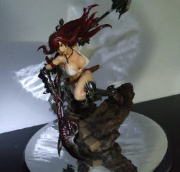 Erza scarlet - the knight version