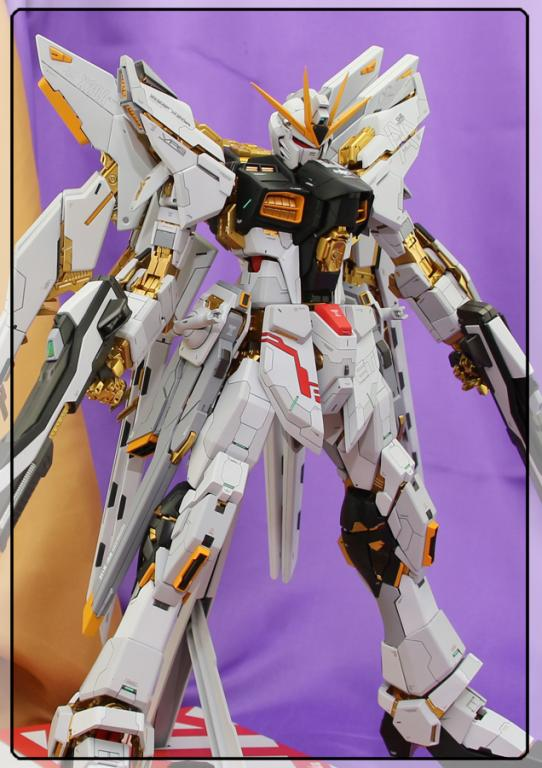 PG 1/60 STRIKE FREEDOM GUNDAM (White)